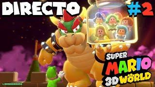 Vídeo Super Mario 3D World + Bowser's Fury