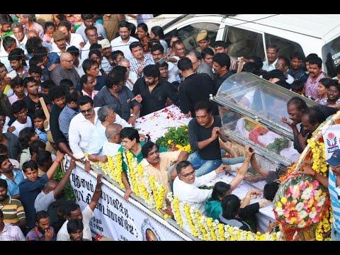 K Balachander's Final Journey  Dhanush  Anirudh  Latha Rajinikanth  BW