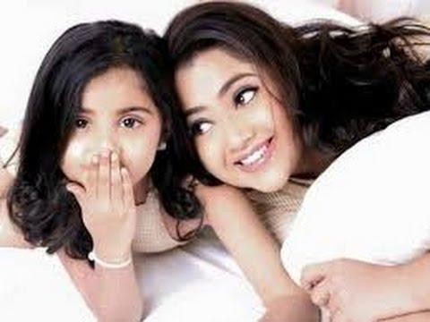 meena daughter photos