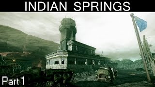 New Vegas Mods: Indian Springs - Part 1