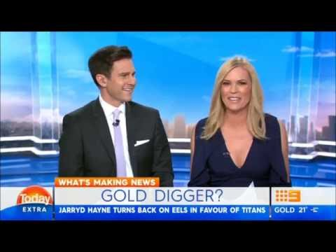 Sonia Kruger has nothing controversial to say