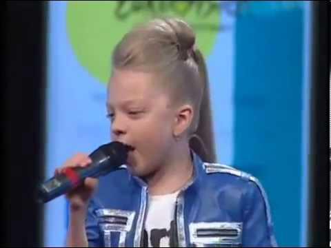 Anastasia Petrik   Junior Eurovision Song Contest 2012 Ukraine   sings Nebo avi