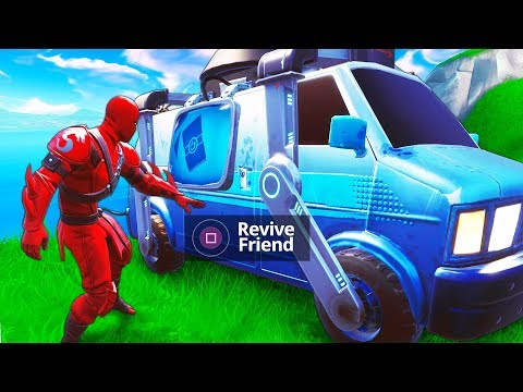 *NEW* REVIVE VAN Is IN-GAME..!! | Fortnite Funny and Best Mo