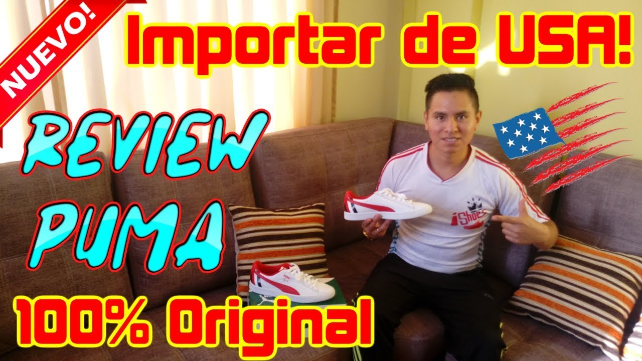 Zapatillas Review Ishoes Estados By OriginalImportar Unidos Originales Zapatilla Puma De OiXZkuP