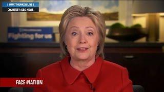 Hillary Clinton - The Most Transparent Public Figure EVER???