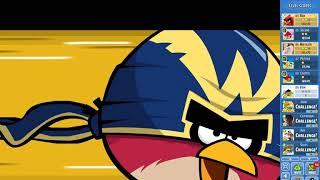 Angry Birds Friends tournament, week 341/B, level 5