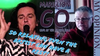 Marillion - Go Live at the Albert Hall Listen/Review