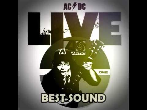 AC/DC: Atlantic Studios, New York, NY, USA (07/12/1977 ) BEST SOUND