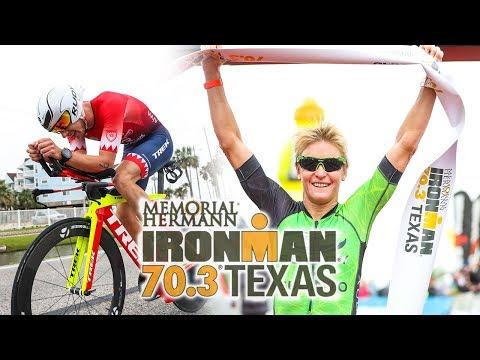 Ironman 70.3 Texas Mixer    Highlights