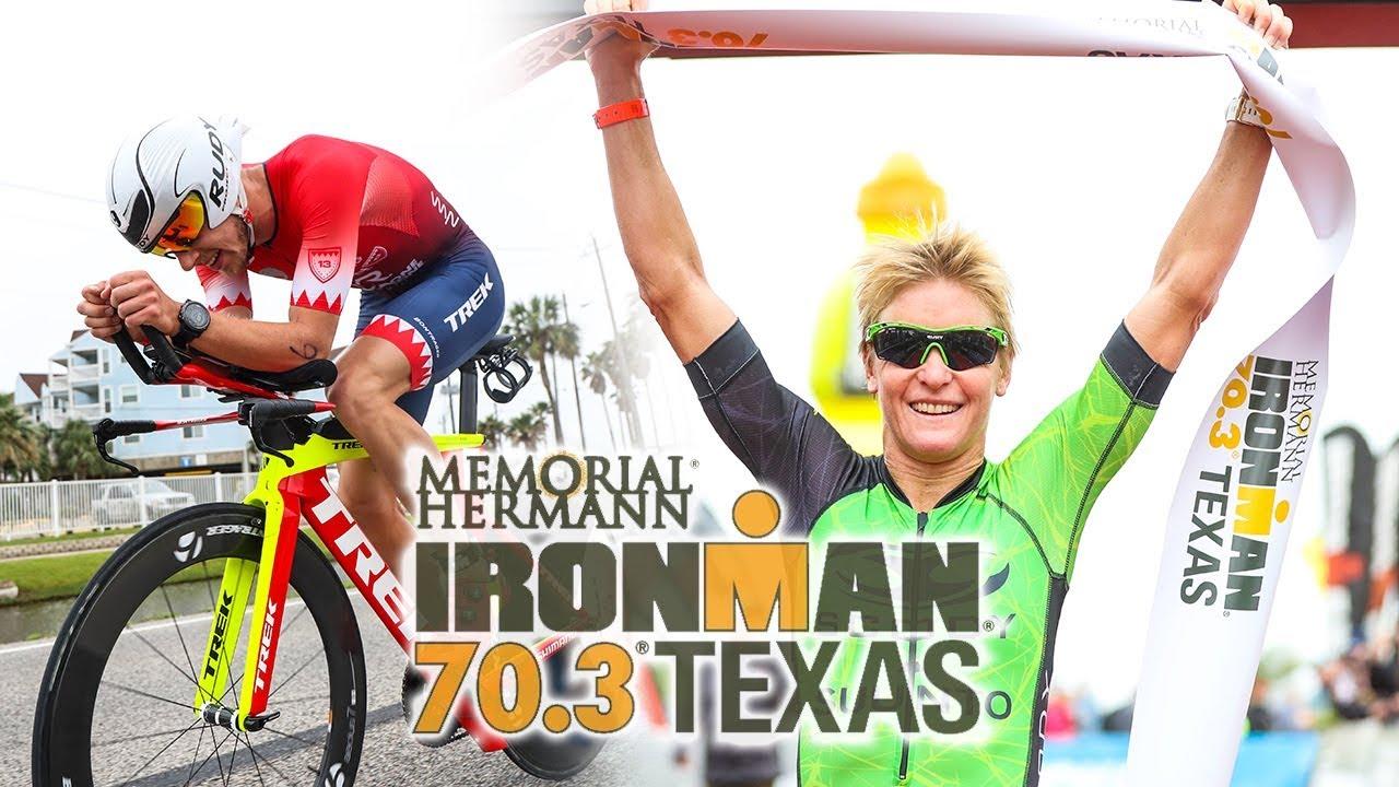 Ironman 70.3 Texas Mixer || Highlights - YouTube