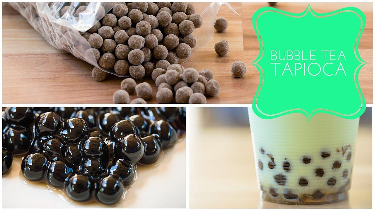 How To Make Black Tapioca - Bubble Tea Supply Boba Recipe