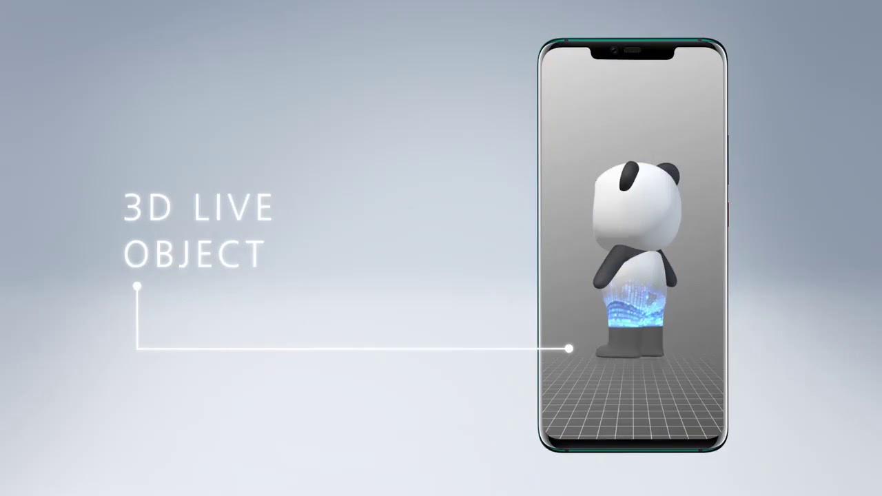 Huawei's 3D Live Object feature might be magical - SlashGear