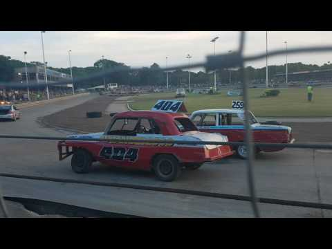 Vlog: Part 2, The First Race!!, Arlington Raceway!
