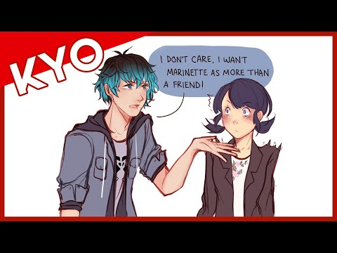 Luka ALWAYS Knows What To Say (Hilarious Miraculous Ladybug Comic Dub)