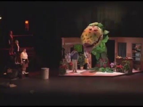 Audrey ii suppertime from little shop of horrors for The little house shop
