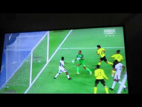 Gol La'vere Corbin -Ong  Malaysia vs Timor Leste