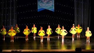"""образцовый ансамбль танца """"Мозаика"""" г. Одесса"""