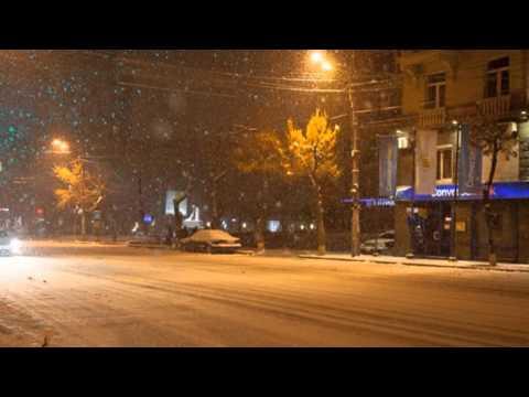 Argishty (armenian Duduk) -- Первый ереванский снег