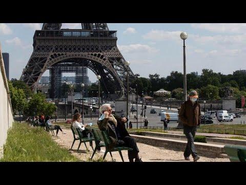 Coronavirus: a Parigi, meno 'liberté' durante il deconfinamento