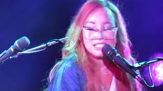 Tori Amos Luxembourg 2017 Fire on the side