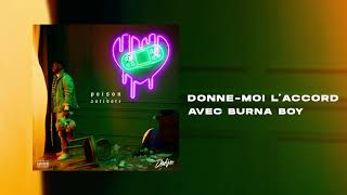 DADJU - Donne-moi l'accord avec BURNA BOY (Audio Officiel)