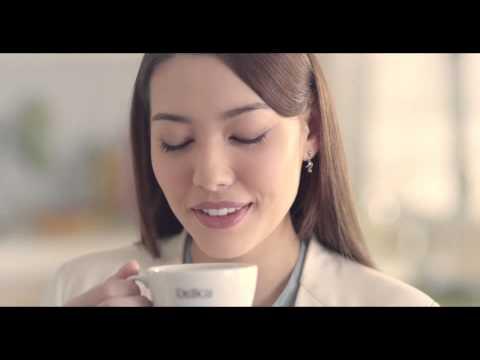 Delica White Coffee TVC (Chinese Version)