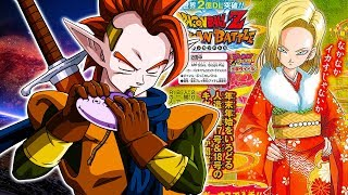 Video FREE ANDROID 18! TAPION IS COMING | CHRISTMAS CAMPAIGN! Dragon Ball Z Dokkan Battle download MP3, 3GP, MP4, WEBM, AVI, FLV Desember 2017