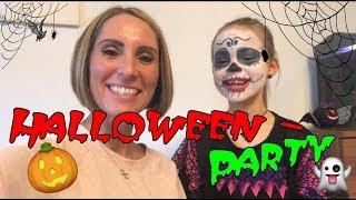 Luisa's Halloween Party