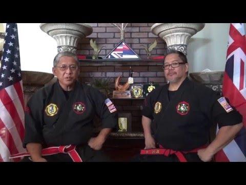 Hawaii NEW KAJUKENBO History (GM Robert New & Professor Alan New)