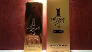 Paco Rabanne 1 Million Intense *NEW* 2013 Review