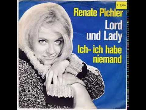 RENATE PICHLER - Ich - Ich Habe Niemand (Ben E. King I Who Have Nothing Cover)