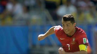 Cristiano Ronaldo Vs Germany (WC 2014) HD 720p By zBorges