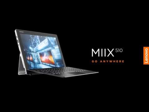Lenovo Miix 510 Product Tour