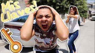 PERDI LAS LLAVES DE MI CARRO!! | Not Clickbait!