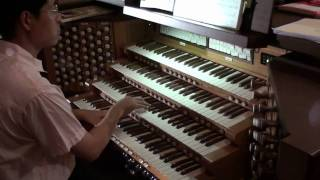 Glorius Things of Thee are Spoken AUSTRIAN HYMN - John Hong Improvisation 5.1 Dolby HD