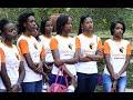 MISS RWANDA 2016 CONTESTANTS HUNT FOR VOTES