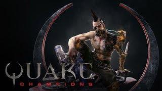Стрім по Quake Champions! + Роздача ключів Steam!