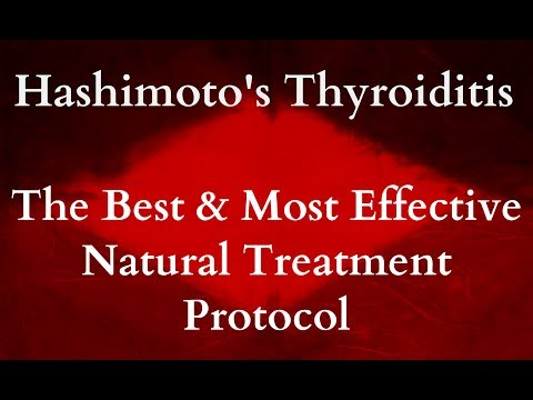 Best treatment for Hashimoto's Thyroiditis | Ayurveda | Natural Healing | Herbal Remedies