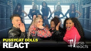 rIVerse Reacts: React by The Pussycat Dolls - M/V Reaction