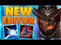 *NEW* EDITOR REVEAL (HUGE SUPPRISE) - BunnyFuFuu