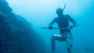 Found Sword Underwater in Mediterranean Sea