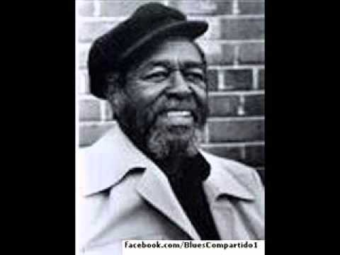 Brownie McGhee - Chicago Blues Festival,  Grant Park  Chicago. 1995