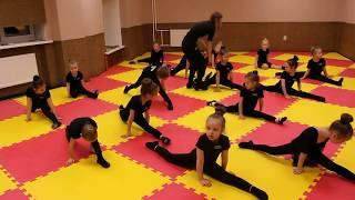 Видео-урок (I-семестр: декабрь 2017г.) - филиал Восточный, группа 5-8 лет, Современная хореография
