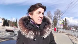"""Опрос жителей  Волосова: """"Чего вам не хватает в нашем городе?"""""""