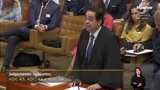 Prisão em 2ª instância: Miguel Pereira Neto se manifesta pelo IASP no julgamento