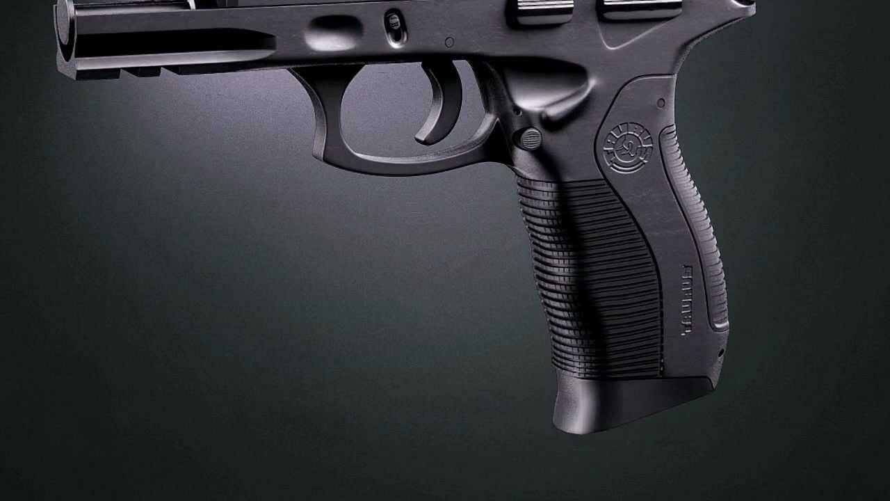All About Taurus >> Taurus Armas - Pistola - PT 840 - YouTube