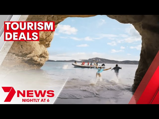The race is on to snap up a tourism bargain ahead of Queensland's borders reopening | 7NEWS