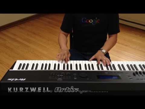 "The Kurzweil Artis and PANDORUM - ""And She Danced Again"""