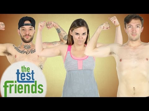 We Tried CrossFit For 2 Months - The Test Friends