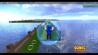 sonic spielt roblox sonic dash REUPLOADED DO NOT STEAL